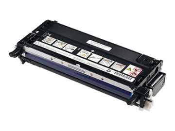 Dell 3110cn / 3115cn PF030 Black Refurbished Toner Cartridge 593-10170